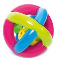 Brinquedo para Bebe Bola Maluquinha - Merco Toys