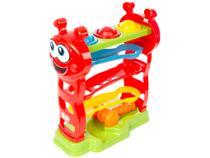 Brinquedo para Bebê Centopeia Baby Péia - com Acessórios Maral
