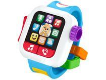 Brinquedo para Bebê Meu Primeiro Smartwatch - Fisher-Price GMM55