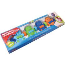 Brinquedo para Bebe Mobile P/CARRINHO de Bebe SORT - Planeta Criança -