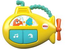 Brinquedo para Bebê Plush & Toys Submarino Musical - Fisher-Price FXC02