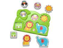 Brinquedo para Bebê Quebra-Cabeça da Selva - Fisher-Price GFR53