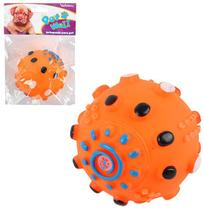Brinquedo Para Cachorro Bola Colors Com Som 7,5cm De Ø Na So - Wellmix