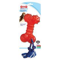 Brinquedo para Cachorro Flat com Corda Dentalbone Odontopet -
