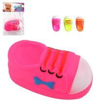 Brinquedo Para Cachorro Sapato Colors Com Som - Wellmix