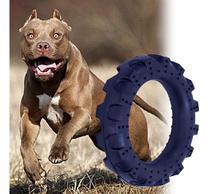 Brinquedo Para Cachorros Pneu Maciço mordedor Para cães Grande - 20cm - Rb Pet