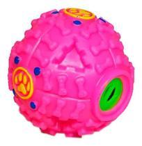 Brinquedo Para Cães Bola Interativa Porta Petisco - The Dogs Toy