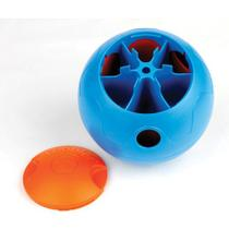 Brinquedo para Cães Foobler Exercícios E Redução De Peso Azul e Laranja - Amicus