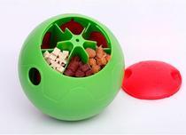 Brinquedo para Cães Foobler Exercícios E Redução De Peso Verde e Laranja - Amicus