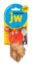 Brinquedo para gato Pelucia Squirrel esquilo com Catnip JW -