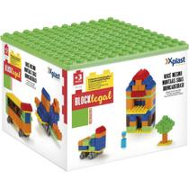 Brinquedo Para Montar Block Legal 44 Pecas Unidade - Homeplay