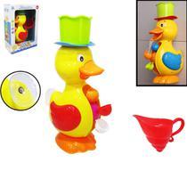 Brinquedo Pato Duck com Roda De Água para um Banho Divertido - Kopeck