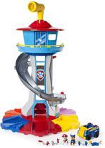 Brinquedo Patrulha Canina - Mega Central Torre de Comando - Spin Master