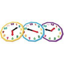 Brinquedo Pedagogico Aprendendo as Horas - Pais E Filhos