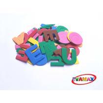 Brinquedo Pedagogico EVA Recortado Vogais 60PC 3CM - GNA