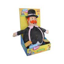 Brinquedo Pelúcia Com Som Incrivel Mundo de Bita Fun F00162 -
