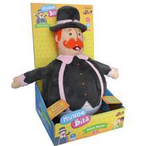 Brinquedo Pelucia Grande O Mundo de Bita com Sons Fun 82627 -