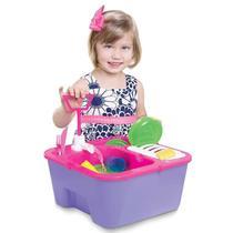 Brinquedo Pia Lava louças Infantil Splash e Clean - Lugo brinquedos