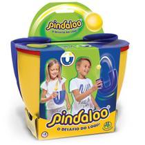 Brinquedo Pindaloo Amarelo O Desafio do Loop Dtc - 4837 -