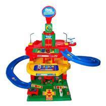 Brinquedo Pista de Carrinho MaptoySuper Parking -