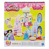 Brinquedo Play Doh Disney Princesas Reino Brilhante E1937 - Hasbro