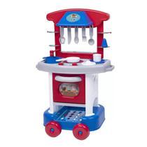 Brinquedo Play Time Cozinha Menino Cotiplas -