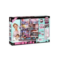 Brinquedo Playset LoL Surprise Omg Surprise House Candide -