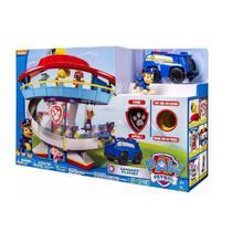 Brinquedo Playset Patrulha Canina Torre de Vigia Sunny 1306 -