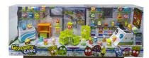Brinquedo Playset The Grossery Gang Exclusivo Diorama Dtc -