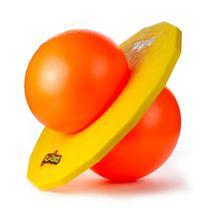 Brinquedo Pogobol Amarelo e Laranja Original Estrela -