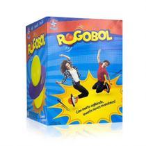 Brinquedo Pogobol Estrela Verde e Roxo Pula Pula Equilibrio Diversão Infantil Exercicio Fisico Criança Coordenação Exercitar o Corpo -