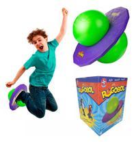 Brinquedo Pogobol - Roxo e Verde - Original Estrela -