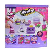 Brinquedo Poppit Shopkins Coleção Ballet 3885 - DTC 7898486489418 -