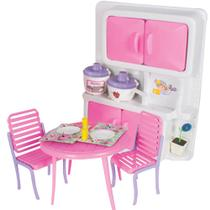Brinquedo Princesas Copa Cozinha + Acessórios 228 - Lua De Cristal -