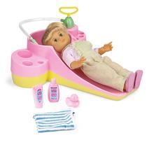 Brinquedo Salão De Beleza Para Bonecas Beauty Girls - Xplast -