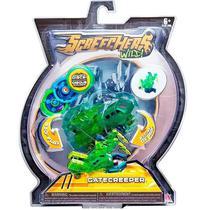 Brinquedo Screechers Com 3 Discos - Dtc