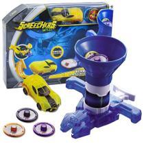 Brinquedo Screechers Lança-Discos DTC - 4721 -