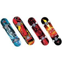 Brinquedo Skate Disney Carros 3 Sortido Unitário Dtc -