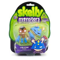 Brinquedo Skelly Monster - Dtc