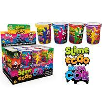 Brinquedo Slime Ecao Muda de Cor 110g Aleatório Dtc 5056 -