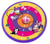 Brinquedo Tiro ao Alvo c/ Dardo e Bola Minnie - 142515 - Etilux