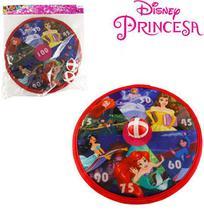 Brinquedo Tiro ao Alvo c/ Dardo e Bola Princesas - 142516 - Etilux