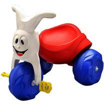 Brinquedo Triciclo Menino Velotrol Europa Bandeirante -