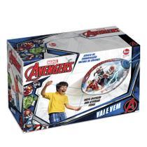 Brinquedo Vai e Vem Avengers Vingadores Líder -