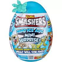 Brinquedo Zuru Smashers Ovo Dino Ice Mini Surpresa F00630 - Fun
