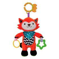 Brinquedos de Atividades - Fox - Happy Friends - Buba -