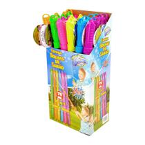 Brinquedos Educativos - BOLHA DE SABAO BUBBLEZ 2 EM 1- 75ML - BATIKI -