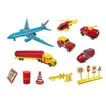 Brinquedos Etitoys Kit Avião Do Mickey - Etilux