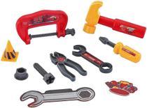 Brinquedos Etitoys Kit de Ferramentas Carros - Etilux