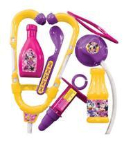 Brinquedos Etitoys Kit Médico da Minnie - Etilux